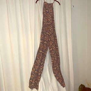 Long jumpsuit perfect condition